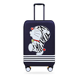多啦A梦旅行箱套26行李箱保护套25皮箱包套24箱套防尘罩28寸弹力