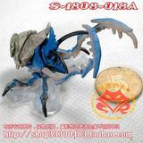 双冠现货★正版MonsterHunter 怪物猎人MH 魔物图鉴 扭蛋青蓝镰蟹