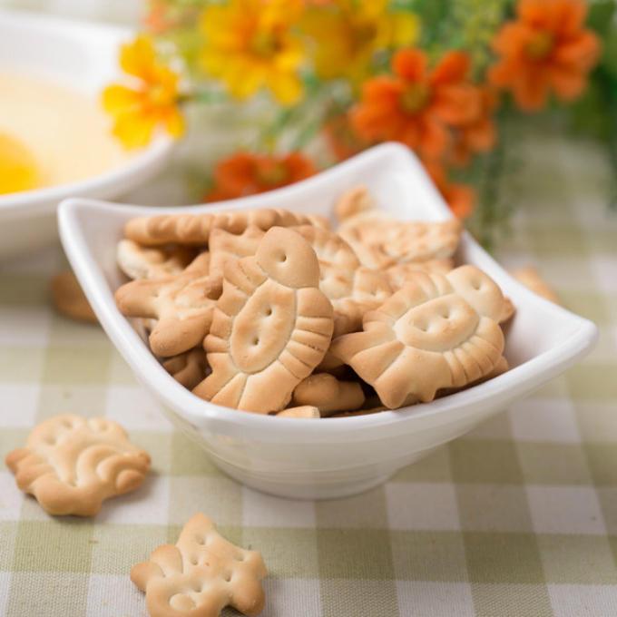 婴儿乐宝宝零食饼干无蔗糖猫小鱼14盒磨牙婴幼儿童饼干婴儿零食品