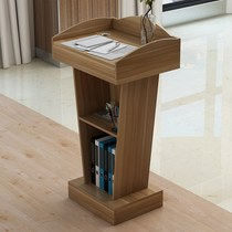 Bar table terrace single exquisite shopping guide conference small welcome desk podium podium podium podium