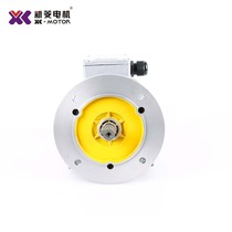 Three-phase asynchronous motor 180W 250W 370W 550W 750W vertical 1400 Turn 4 horizontal 380V