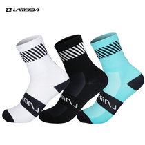 Lampada Sports Cycling Socks Absorb Wet Anti-Odor Sweat BikeS Can Socks In Barrel Four Season Socks