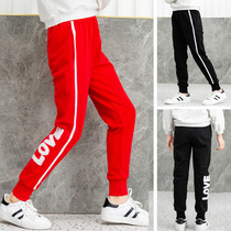 Girls sports pants 2019 autumn new trousers in the children's wear casual pants spring and autumn style girl pants