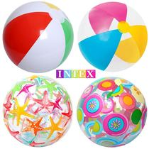 Nouvel INTEX gonflable beach ball jeu denfants water toy ball piscine deau pour adultes water polo handball