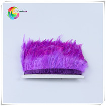 Factory direct spot purple white chicken tip cloth clothing accessories skirt one meter from the beat