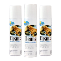 Small partner Pet Foot liquid Pet wash feet Foam Dry Cleaning foam Portable shampoo wash foot Dry cleaning powder