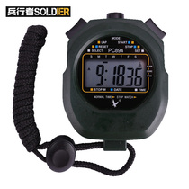 Soldier Walker Tianfu brand military fans dedicated chronograph sustainable 23: 59: 59 outdoor equipment