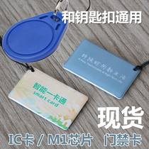 Edica Enhanced Version No.3 IC Key Key Card IC Drop Access Card Contactless Induction IC Card M1