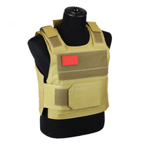 Military fans tactical vest security vest CS field vest special anti-stab large security tactical protective vest