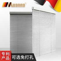 Germany MU Anna blinds blinds blinds aluminum alloy Home Office bathroom punch-free