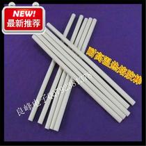 F-high temperature glue bar late white high temperature hot melt inge rod strip coarse glue rod 11 x 300mm