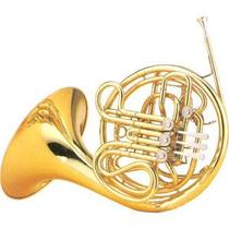 Four key round four key double french horn 4 key double horn Bb F adjustment