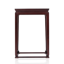 Ming classic four-legged waist-scented a few zen solid wood side a few small coffee table coffee table coffee room office designer