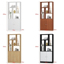 Simple screen partition cabinet living room door entrance hall Double-Sided Storage shoes cabinet modern entrance hall entrance wine cabinet