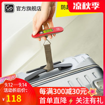 gotravel travel safe portable checked anti-overweight electronic hand baggage weight control said baggage.