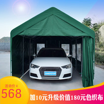 camdyztop outdoor carport parking shed home car sunshade shed garage sunscreen simple mobile tent