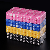Dice dice dice mahjong dice fun dice bar KTV game essential 100 a pack
