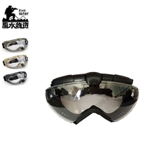 Protective glasses anti-sand anti-dust outdoor anti-shock goggles transparent goggles goggles anti-fog