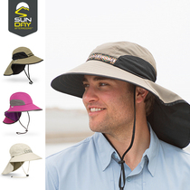 Sunday Sunshine Hat Mens summer beach hat sun hat breathable sun hat