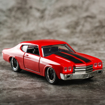 (limited time promotion) speed &  Passion Peripheral Chevrolet Cheville SS 1:32 Alloy Model
