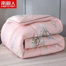 Antarctic spring and autumn quilt core quilt single student dormitory thickened winter quilt warm quilt space Summer was air-conditioned