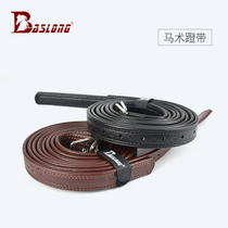 Reinforced horse riding with equestrian belt with equestrian foot belt saddle with eight-foot dragon horse set BCL325202