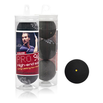 Genuine OLIVER double yellow slow idle professional international competition squash professional squash ball 3 loaded