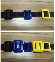 Weighted lead block diving counterweight belt counterweight snorkeling deep diving straps 500g-4000g