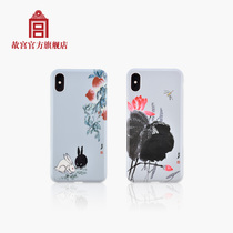 The Palace Museum Qi Baishi series iPhone mobile phone shell creative gift the Palace Museum official flagship store
