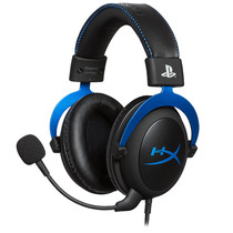 HYPERX Cloud Gaming whirlwind wired gaming headset with microphone PS4 desktop laptop phone universal headset