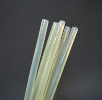 7 x 190mm thin hot melt stick small solid hot sol rod candle-shaped high temperature hot melt ingenuity strip