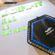 Joinfit Folding Trampoline Adult Gym commercial handle jumping bed indoor household childrens bullet bed