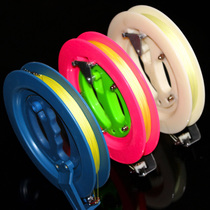 Kite wire wheel new take-up reel adult large ABS Bear wire wheel hand wheel tool kite flying wheel
