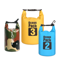 Mobile phone waterproof bag waterproof bag portable shoulder diagonal package travel convenient storage bag Beach beach swimming bag