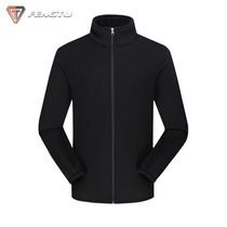 Archon tactical outdoor fleece mens spring and autumn plus cashmere casual fleece sweater jacket Jacket underwear