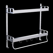 Free play o staple racks racks wall mounted on the wall free hit the hole seasoning free nail condiments storage shelf for supplies