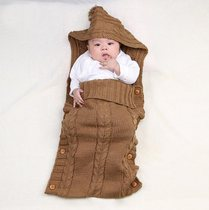 Sleeping blanket Wrap baby cute eeping bag 婴儿睡袋毛毯