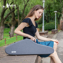 Al Yin Yun series violin box exclusive patent lightweight anti-shock wear-resistant portable shoulder back piano box