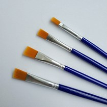 Nylon Water powder watercolor oil painting pen graffiti coloring paint paint paint brush Kindergarten pen Children painting brush