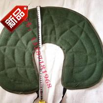 Site workers carry bags of wear-resistant shoulder pad labor. Thickened loading u unloading handling pad shoulder labor shoulder shoulder carrying canvas rebar shoulder protection.