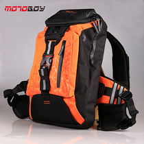 MOTOBOY motocross backpack motorcycle cycling bag waterproof helmet bag bag bag waist bag Knight equipment