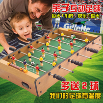 Table des enfants football machine jouet table de jeu Table double jeu de table grand puzzle garçon cadeau danniversaire