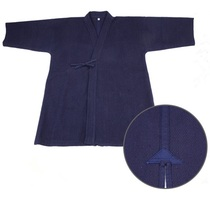 Kendo clothing possession of blue kendo jacket cotton kendo clothing kendo clothing