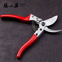 Zhang Xiaoquan Elite branching shear chrome carbon steel horticultural shear belt safety buckle labor saving anti-skid Fruit Branch Scissors