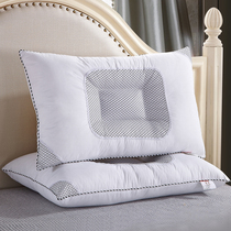Cassia Pillow Pillow Core buckwheat Lavender Adult Family Students single cervical pillow genuine pair shot 2