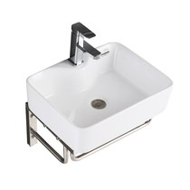 Marble Countertop Small type wash table bathroom cabinet cheap combination washbasin hanging wall type sink toilet