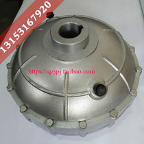 YOX250A 280 320 hydraulic coupling hard and soft direct tower crane slewing coupling 30 35 38