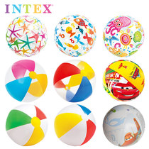 Ballon gonflable de plage Intex Genuine ball sextoys jeu de water-polo produits aquatiques piscine enfants