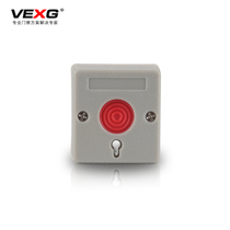 vexg key switch access control button Emergency key switch transfer switch alarm button