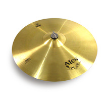 MES 20-inch ding ding ding cymbals wipe monolithic brass cymbal drum jazz drum
